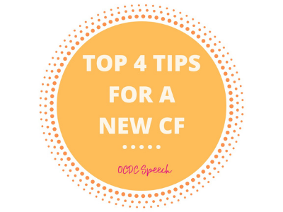 Top 4 tips for a New CF